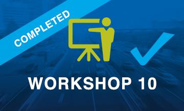 Workshop 10